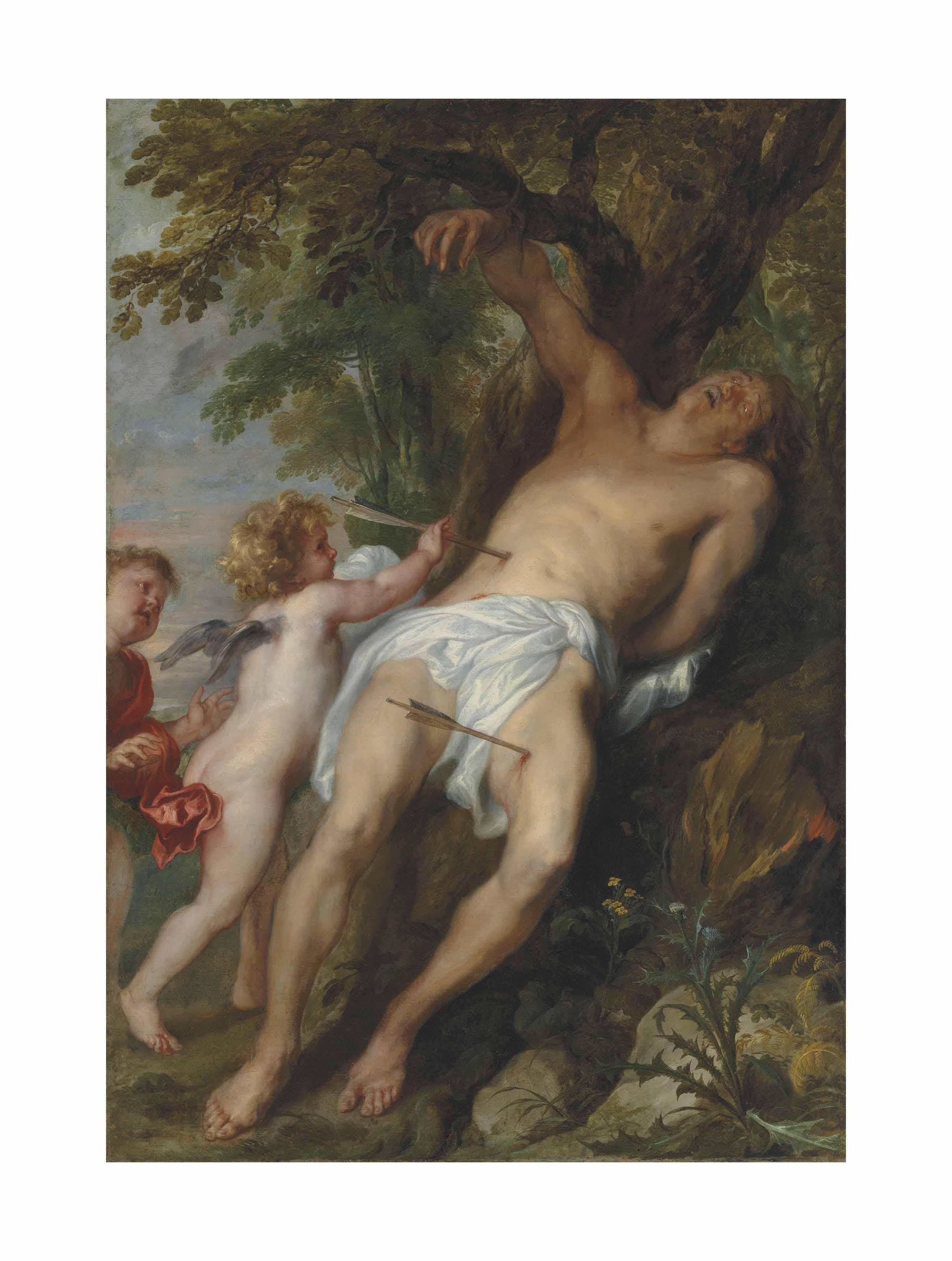 Sir Anthony van Dyck (Antwerp 1599-1641 London)