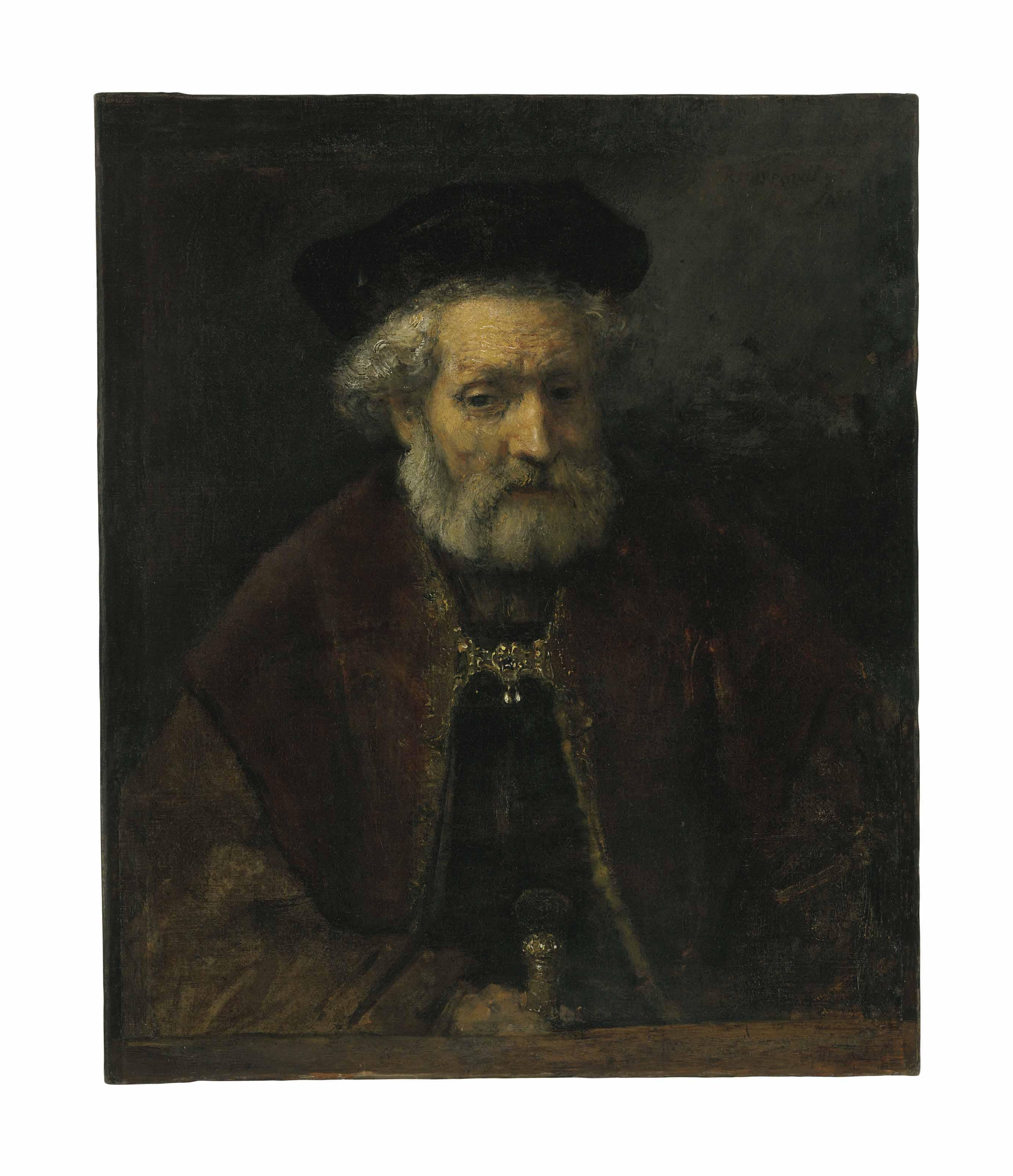 Attributed to Rembrandt Harmensz. van Rijn (Leiden 1606-1669 Amsterdam)