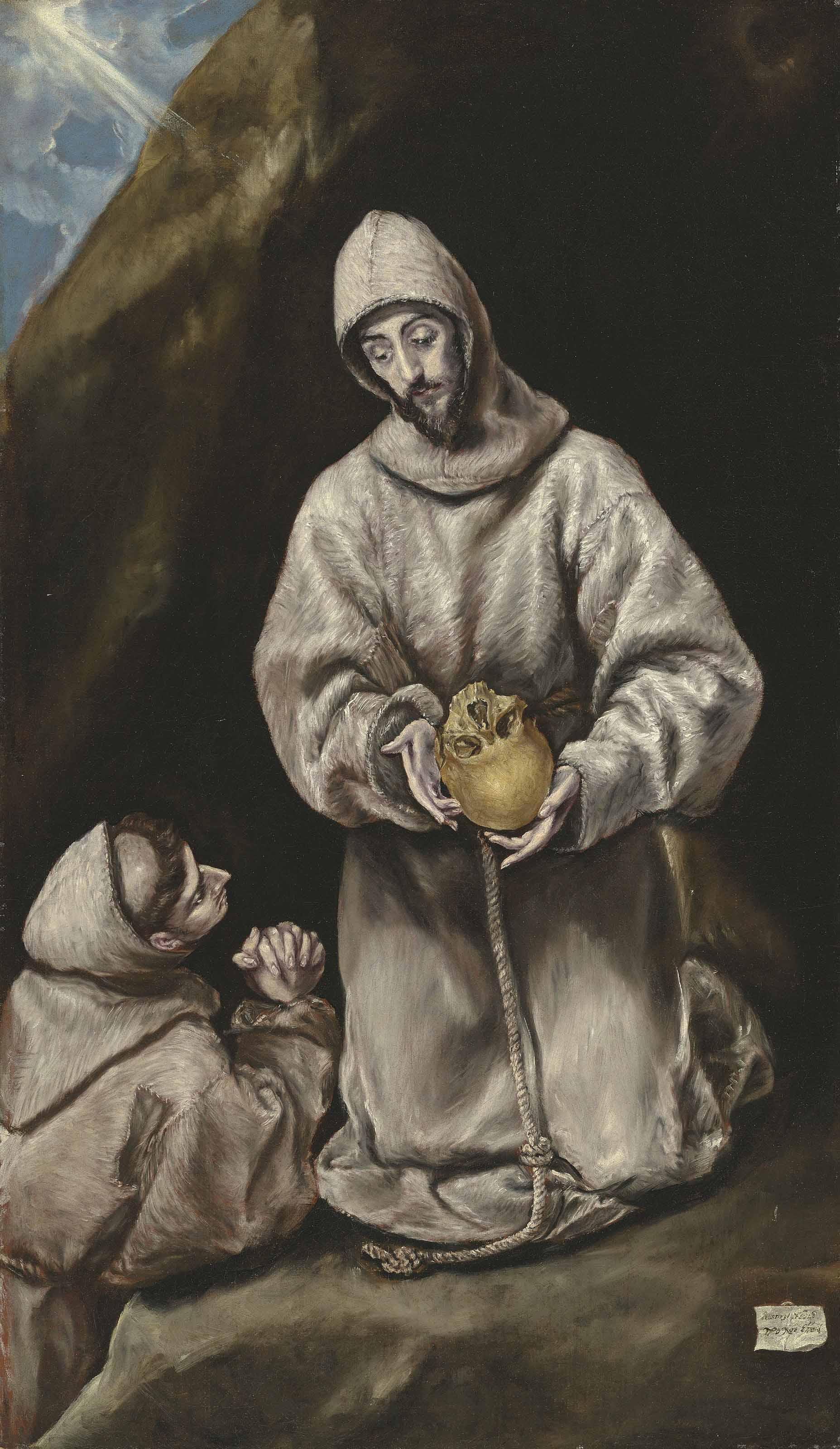 Doménikos Theotokópoulos, called El Greco (Crete 1541-1614 Toledo)