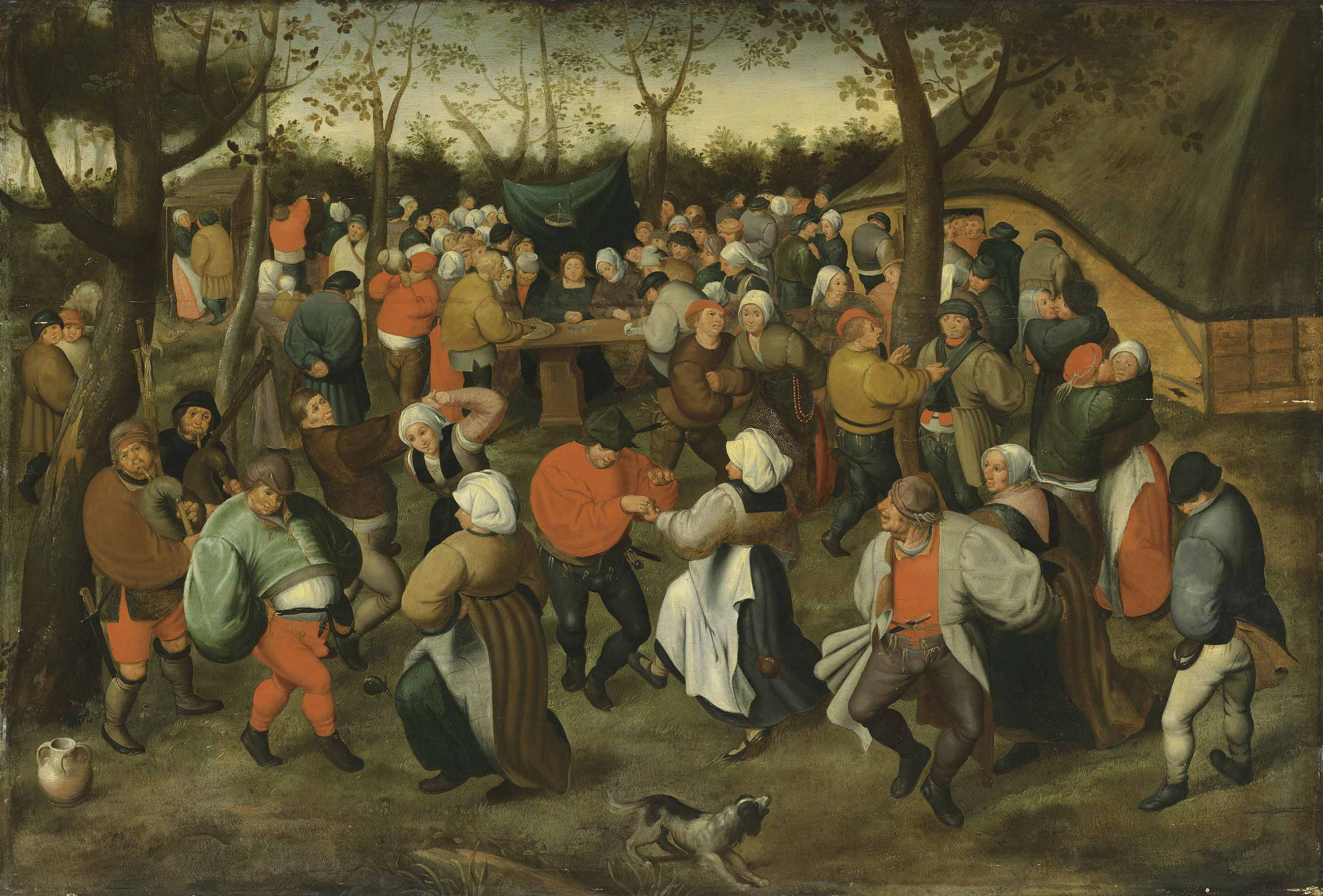 Marten van Cleve I (Antwerp c. 1527-1581)