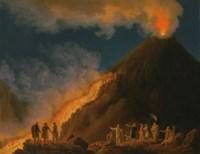 Vesuvius, 12 January 1774
