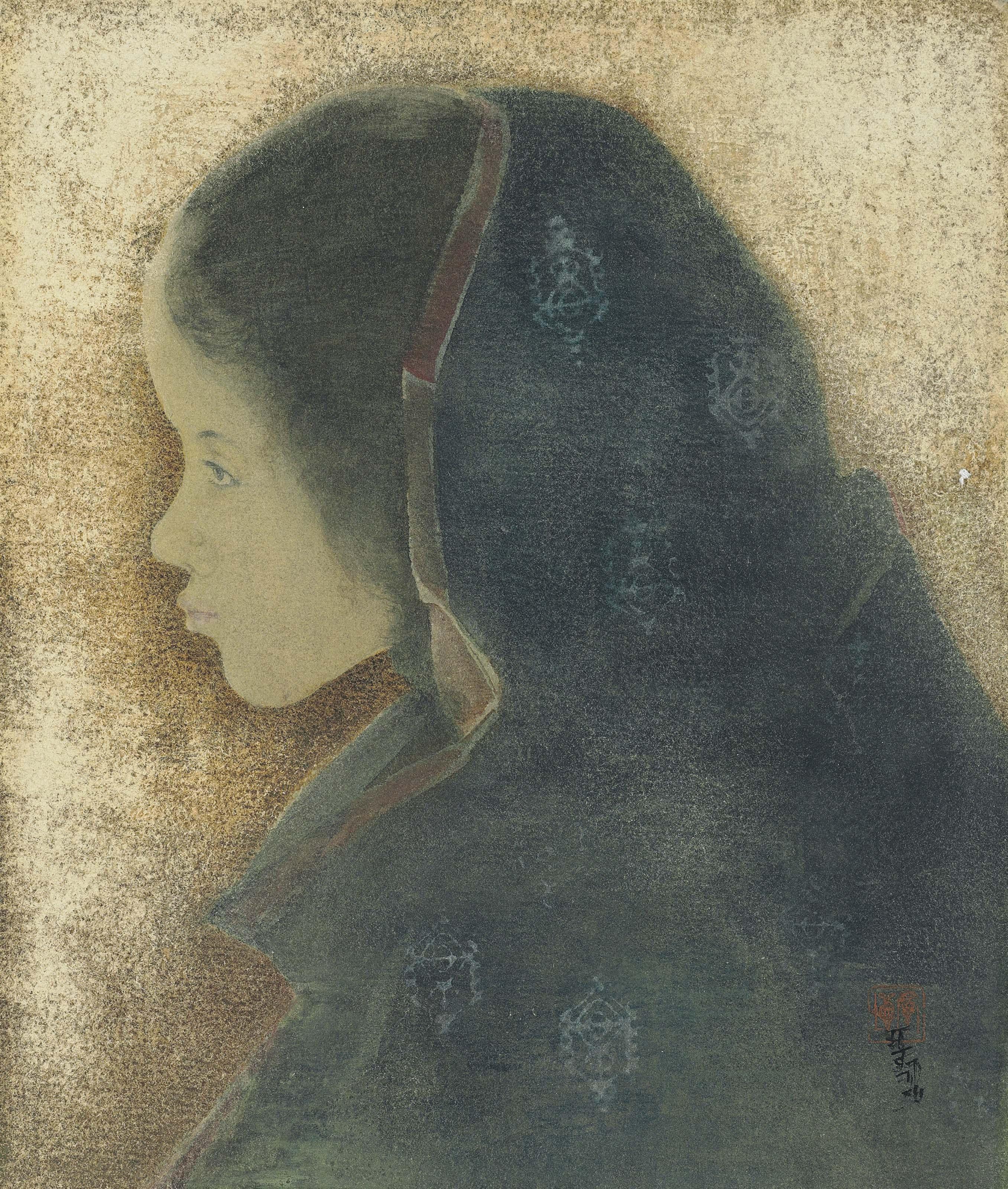 Untitled (Maiden)