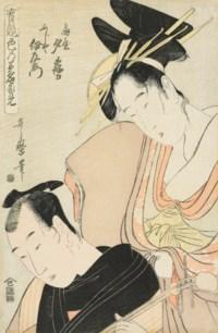 KITAGAWA UTAMARO (1853?-1806)