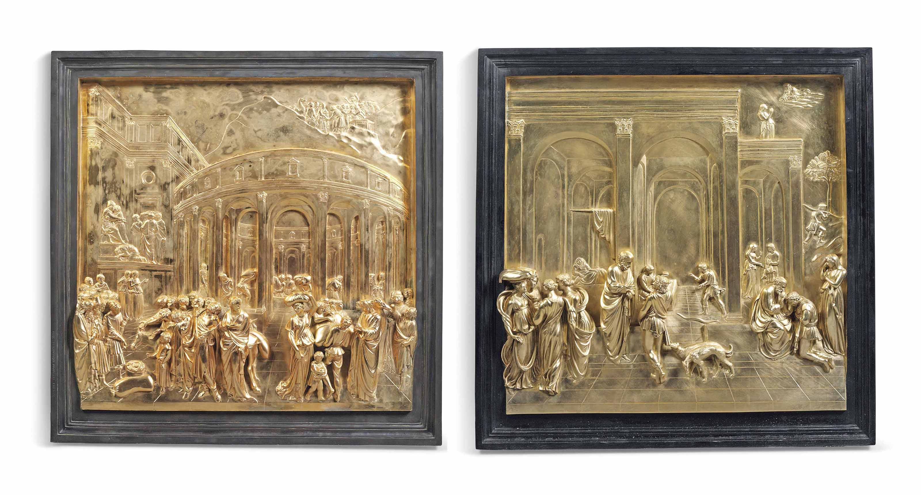 The Gates of Paradise – Lorenzo Ghiberti