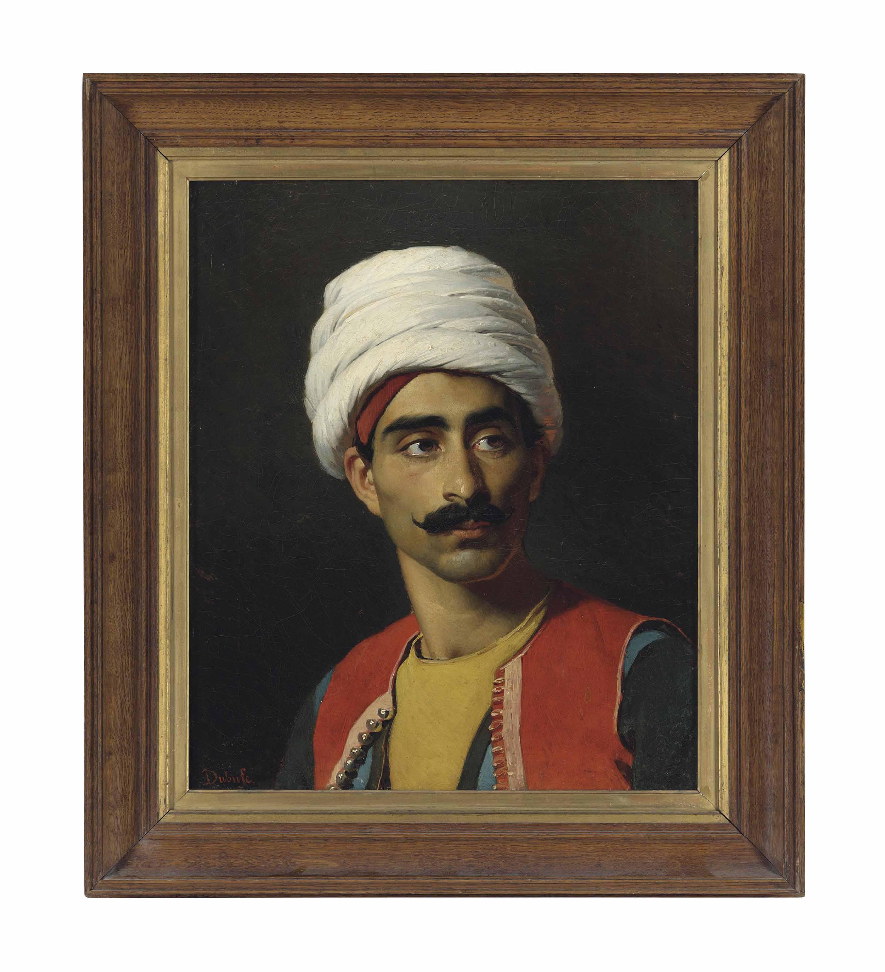 Head of a Turk
