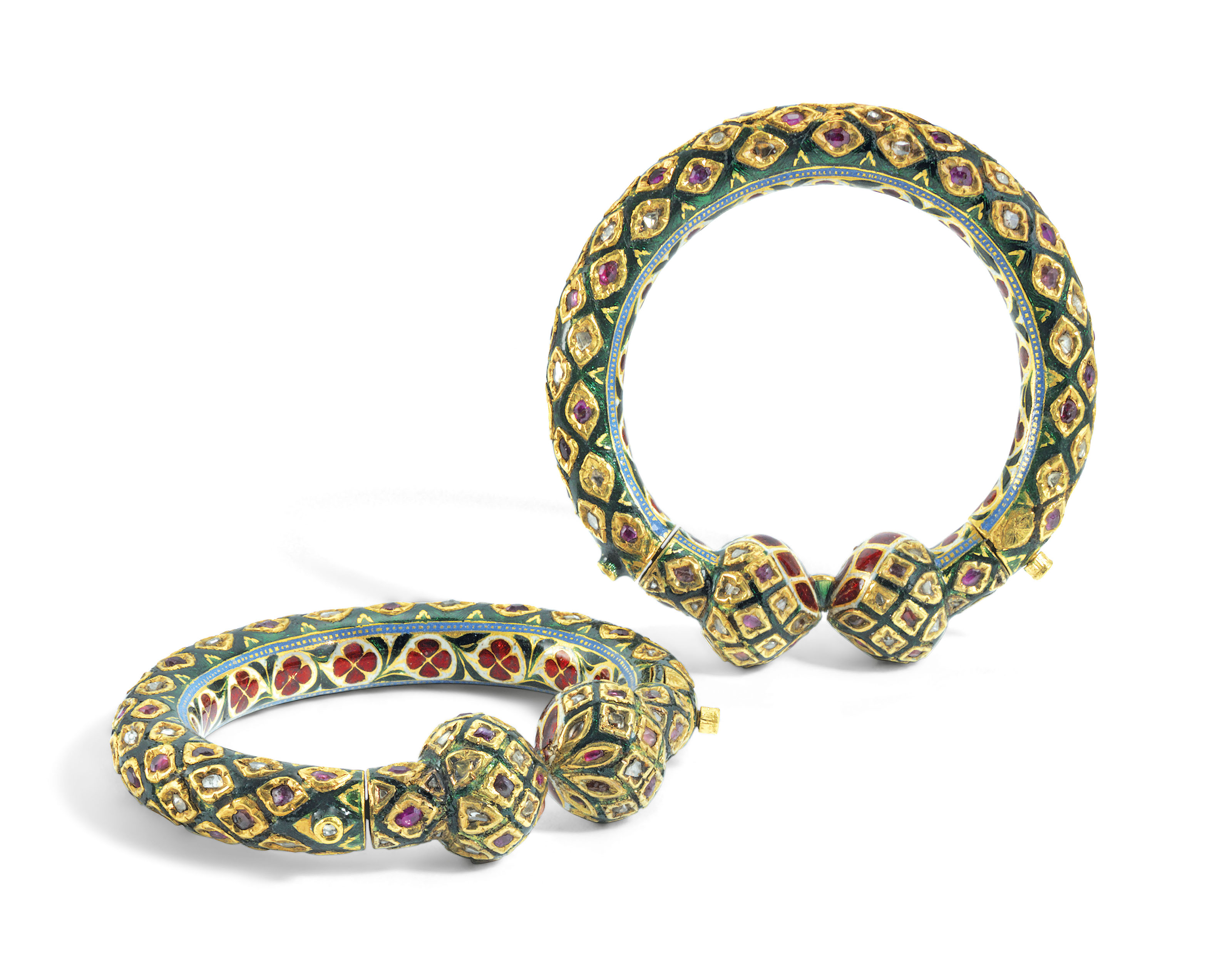 tippy bangles products thumbnail hand fifth second the matthew set of enamel collection