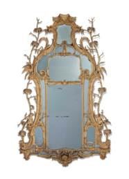 A SCOTTISH GEORGE III GILTWOOD