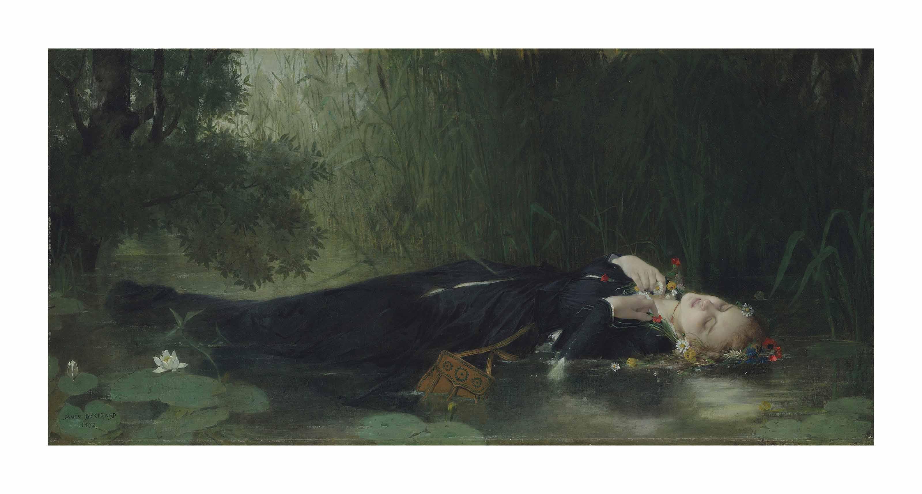 Jean-Baptiste (James) Bertrand (French, 1823-1887)