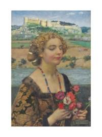 Petrarch's 'Laura at Avignon'