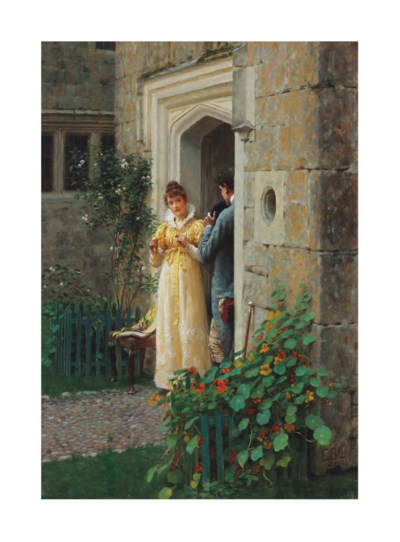 Edmund Blair Leighton (1852-19