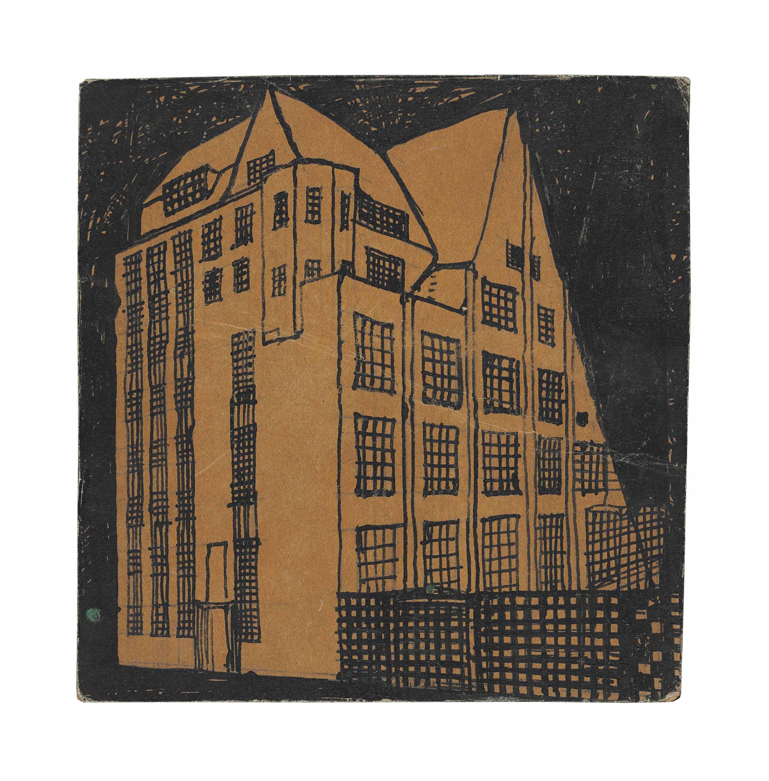 Charles Rennie Mackintosh (1868-1928)
