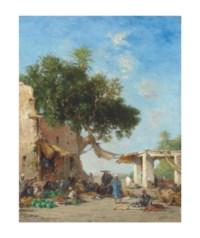 An Arab Market