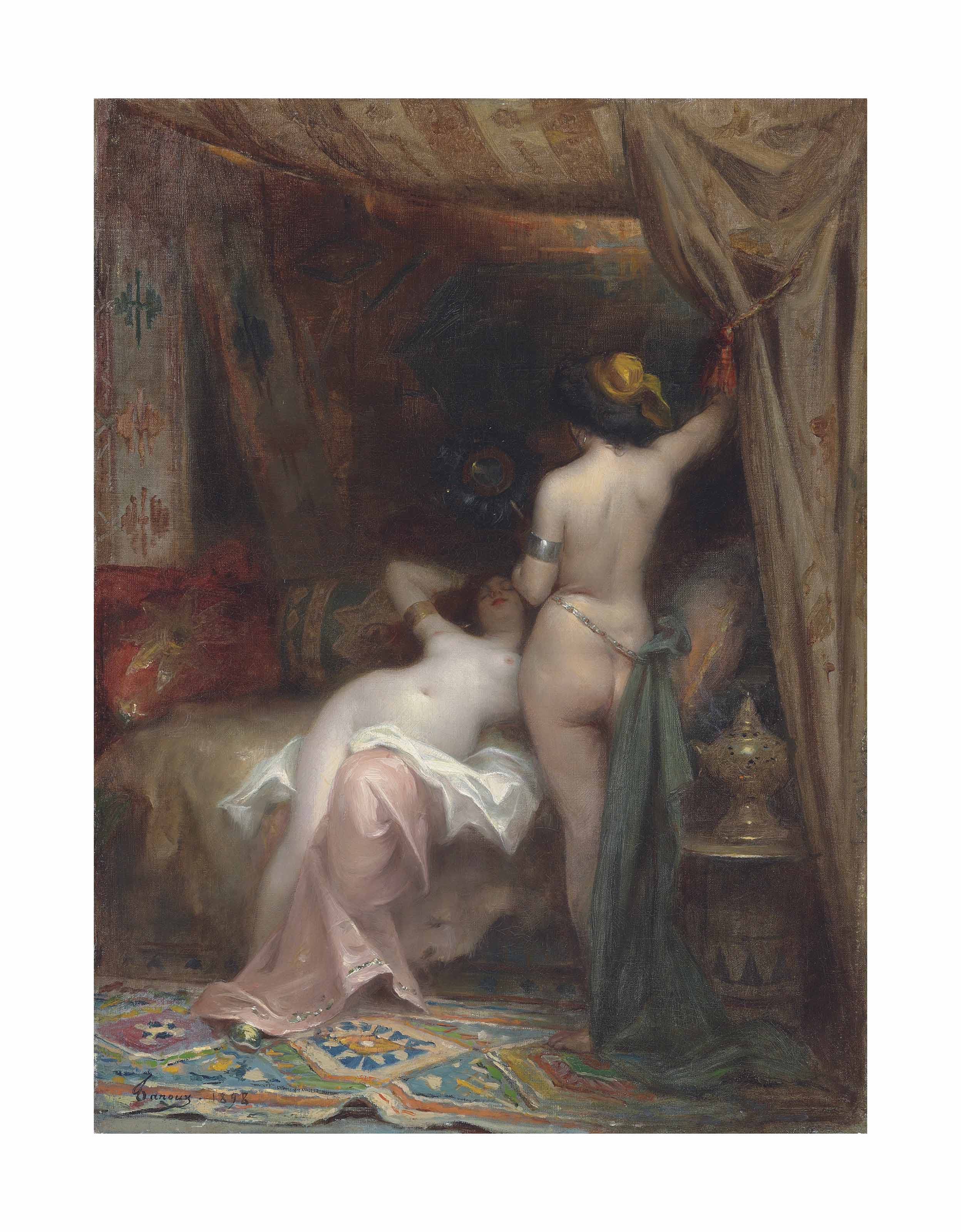 Henri Adrien Tanoux (French, 1