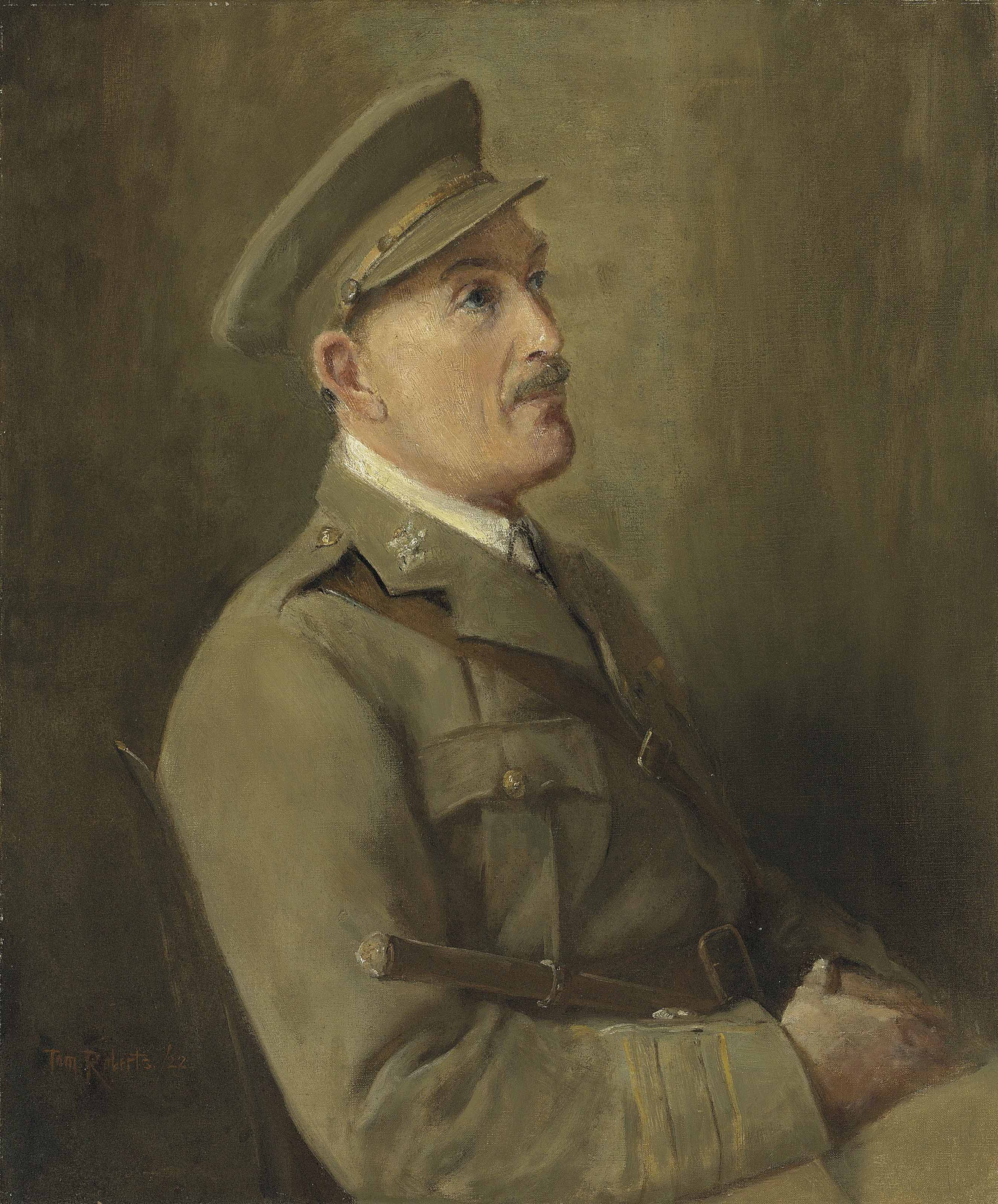 Major Peter Henson Bancroft