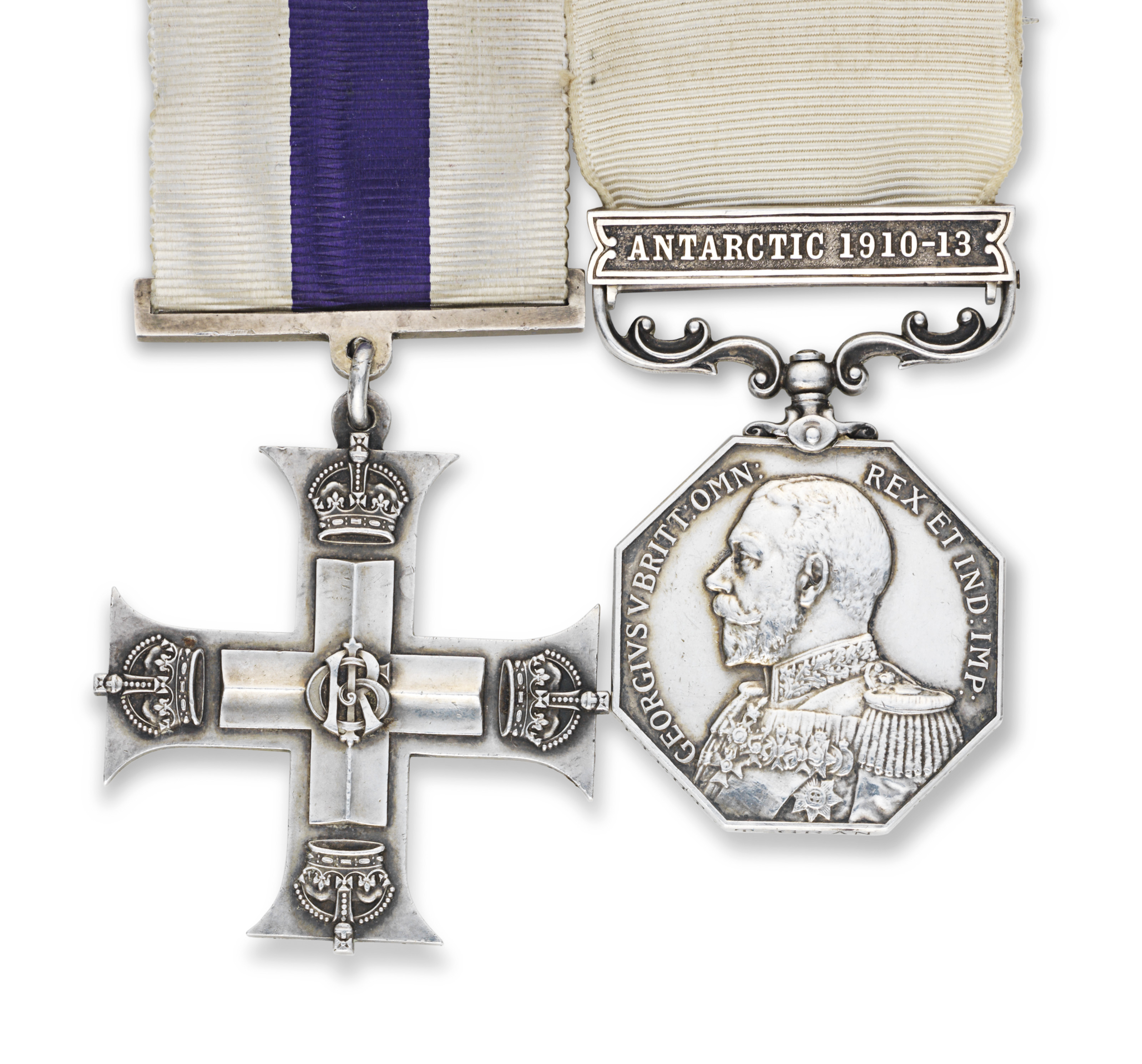 GRAN, Tryggve (1888-1980). Medals and awards, comprising:
