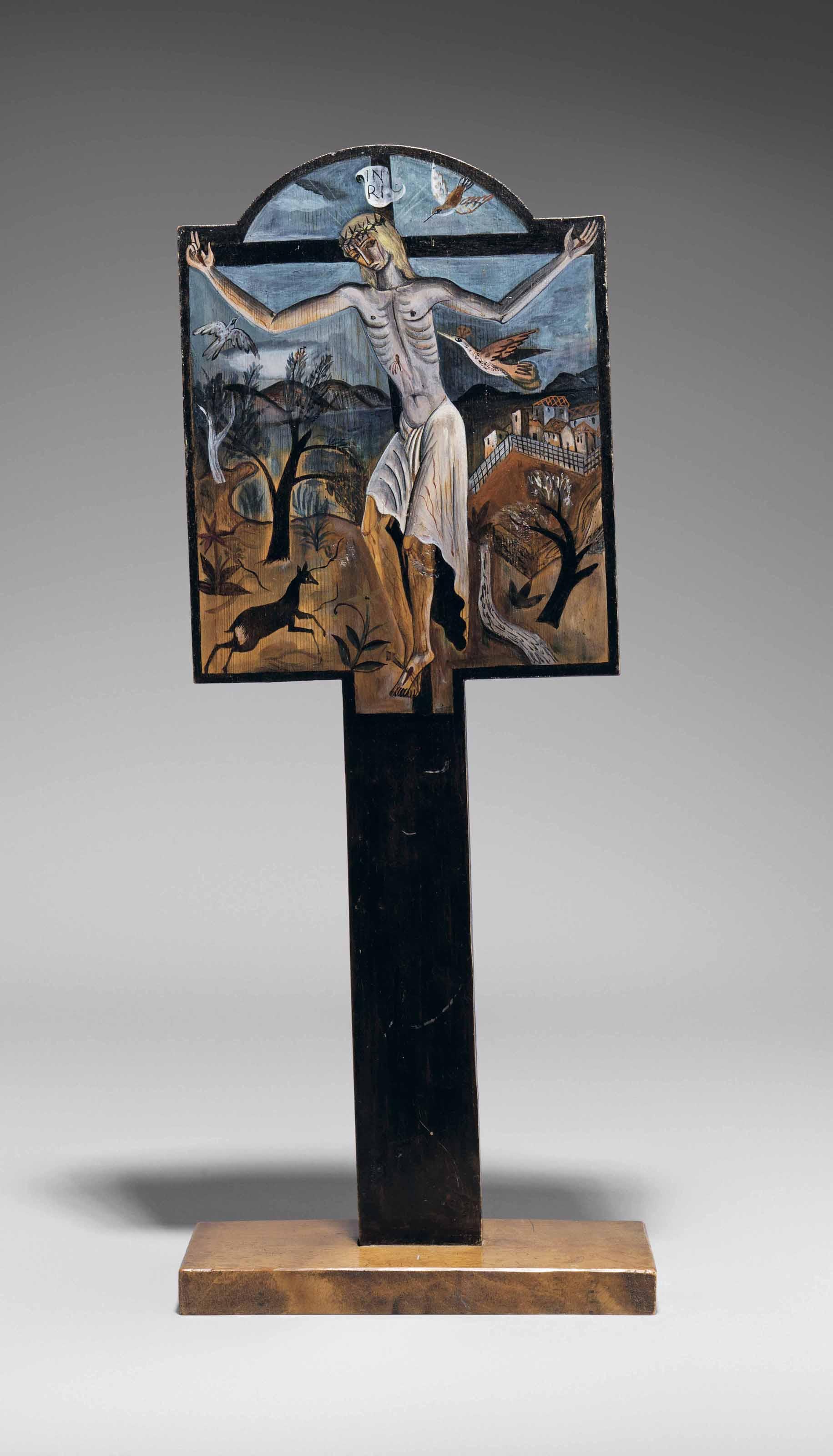 David jones ch 1895 1974 crucifix for the chapel at david jones ch 1895 1974 buycottarizona Image collections