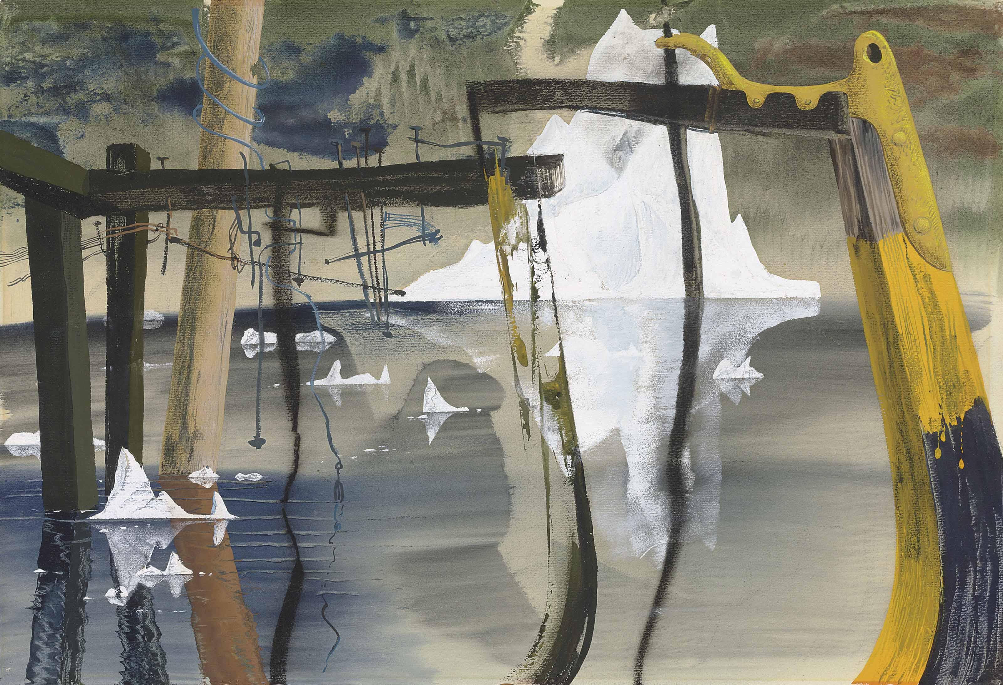 Untitled (Icebergs)