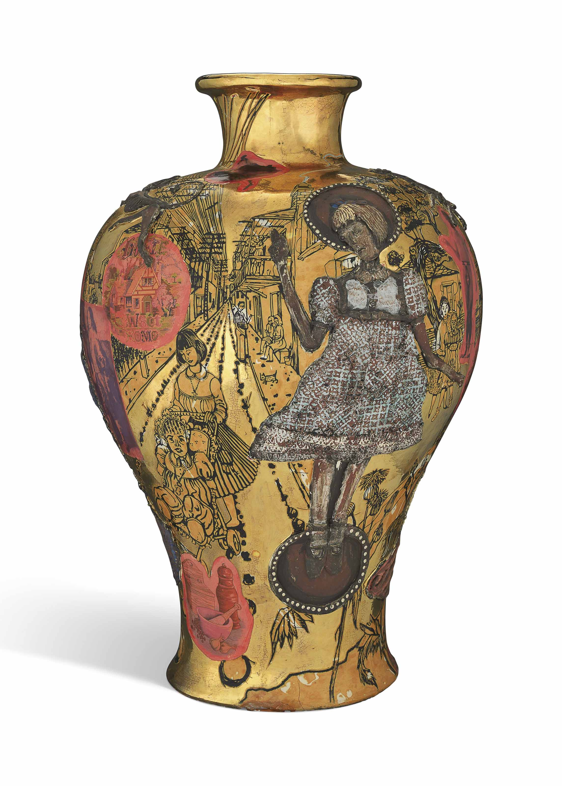 Grayson perry b 1960 saint claire 37 wanks across northern grayson perry b 1960 reviewsmspy