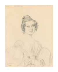 Portrait of Anne-Joséphine-Cécile Raoul-Rochette