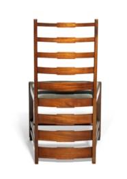 Charles Rennie Mackintosh 1868 1928 A Ladderback Chair