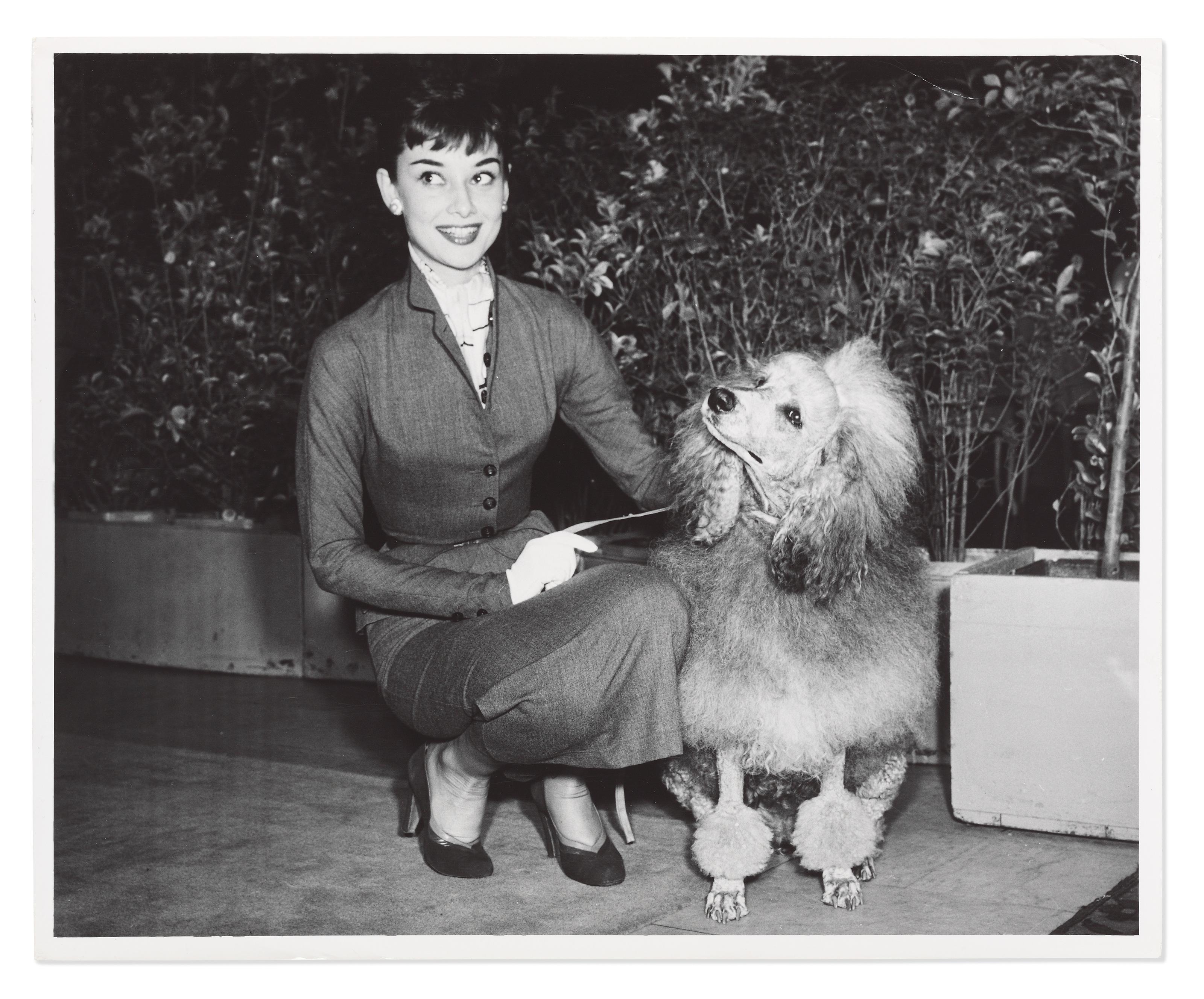 GIGI, U.S. TOUR, 1952-1953 GEORGE SHIMMON