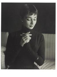 Audrey Hepburn, March 1954