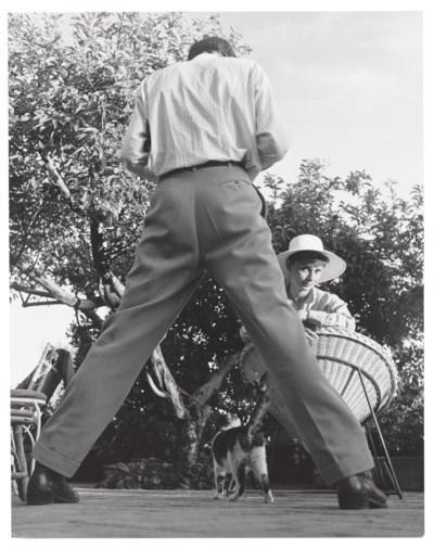 PHILIPPE HALSMAN (1906-1979)
