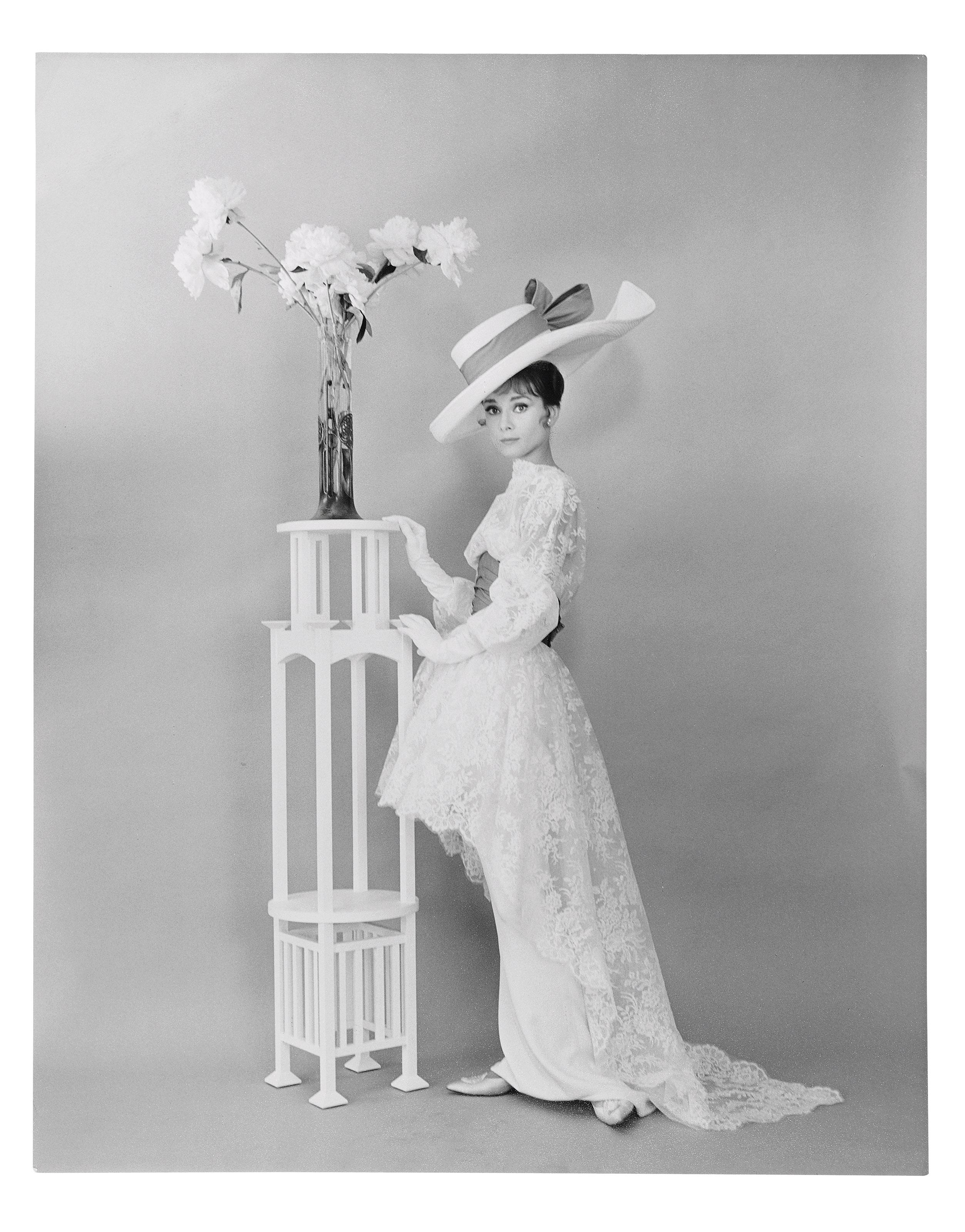 MY FAIR LADY, 1964 CECIL BEATON (1904-1980)   Audrey Hepburn, 1963 ...