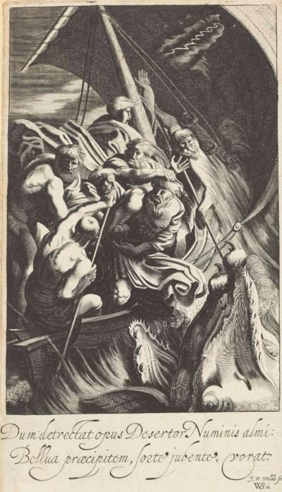 JAN VAN DE VELDE II (CIRCA 159