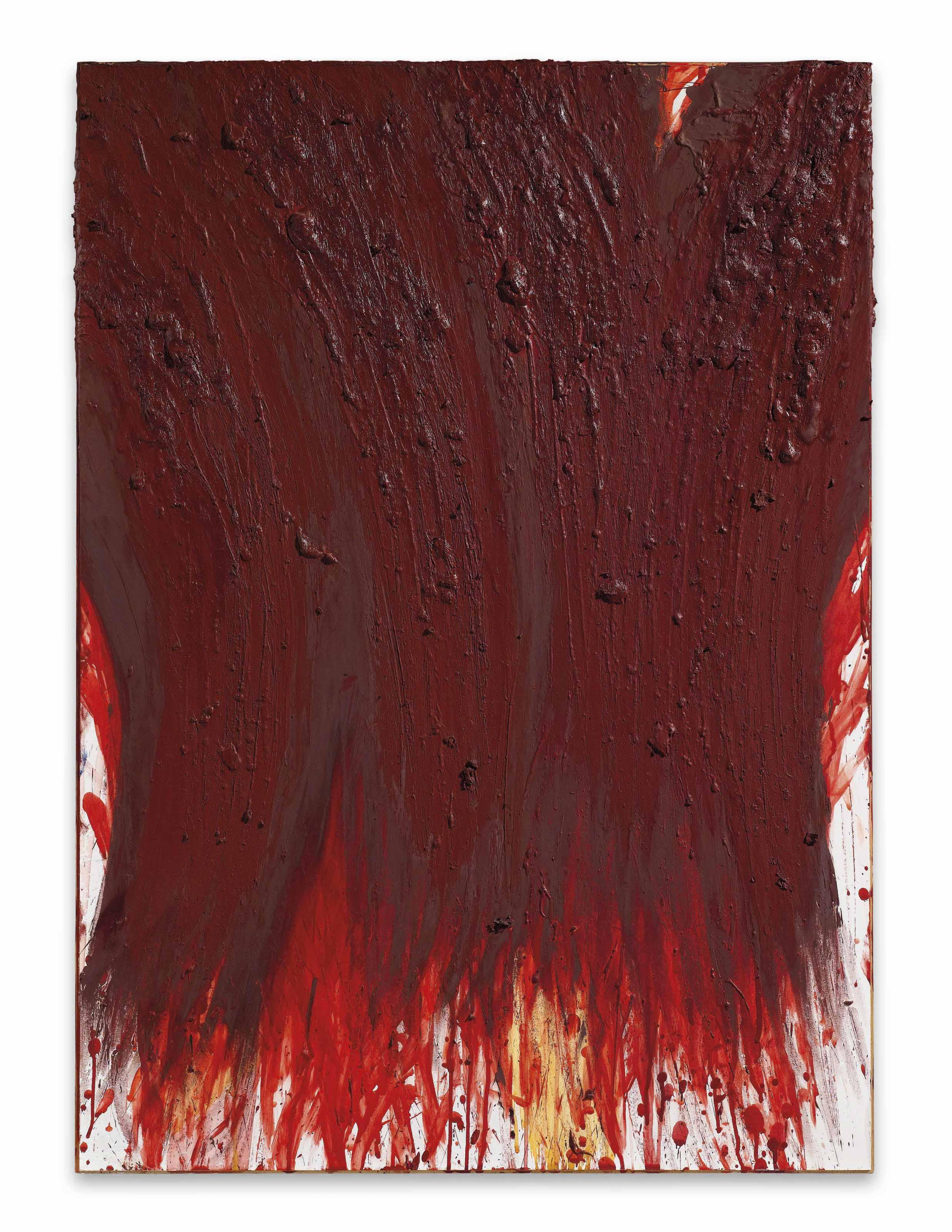 Roter Behang (Red Hanging)