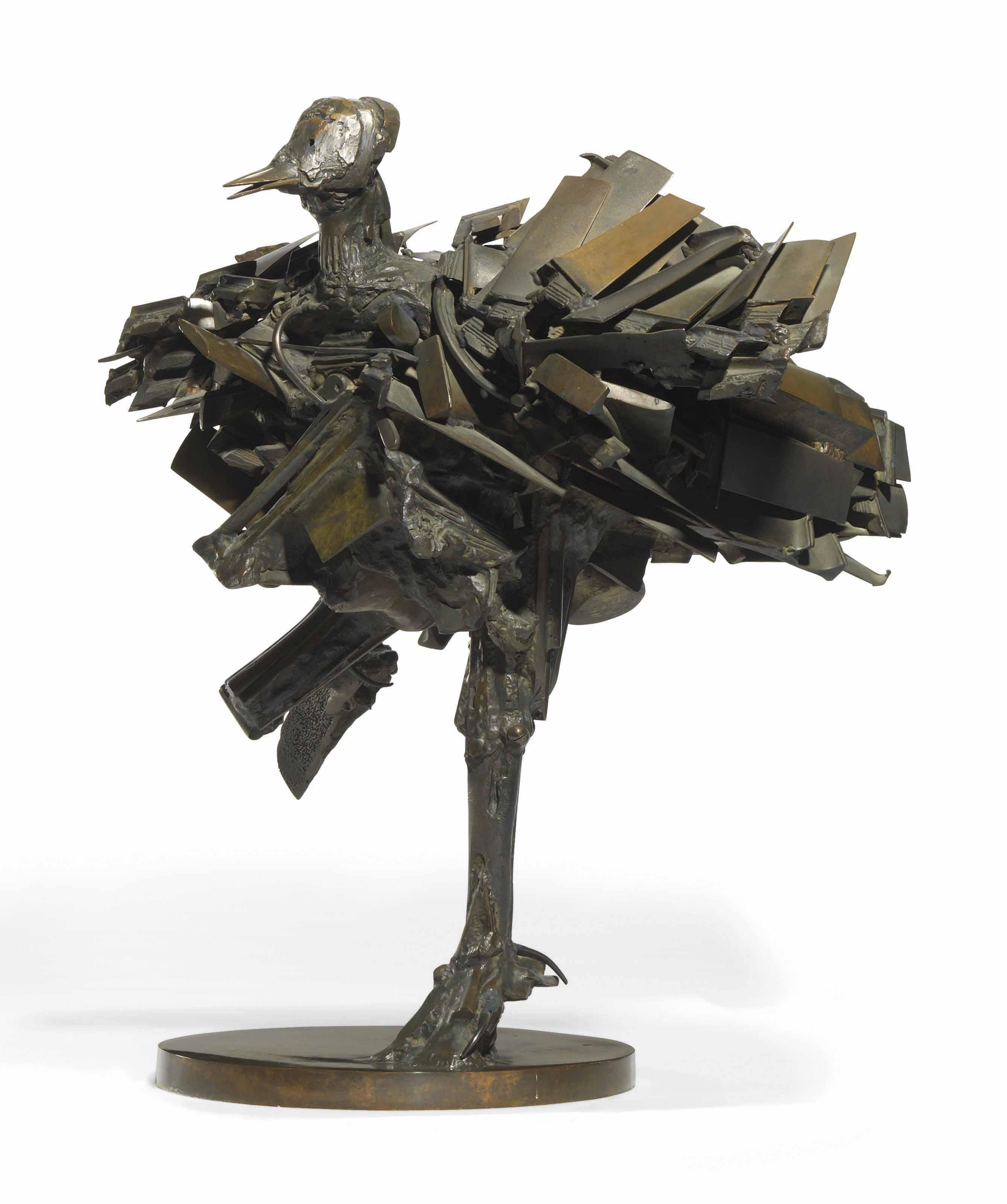 Poule à Ailettes (Winged Hen)