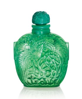 A ROGER & GALLET - 15 LE JADE SCENT BOTTLE