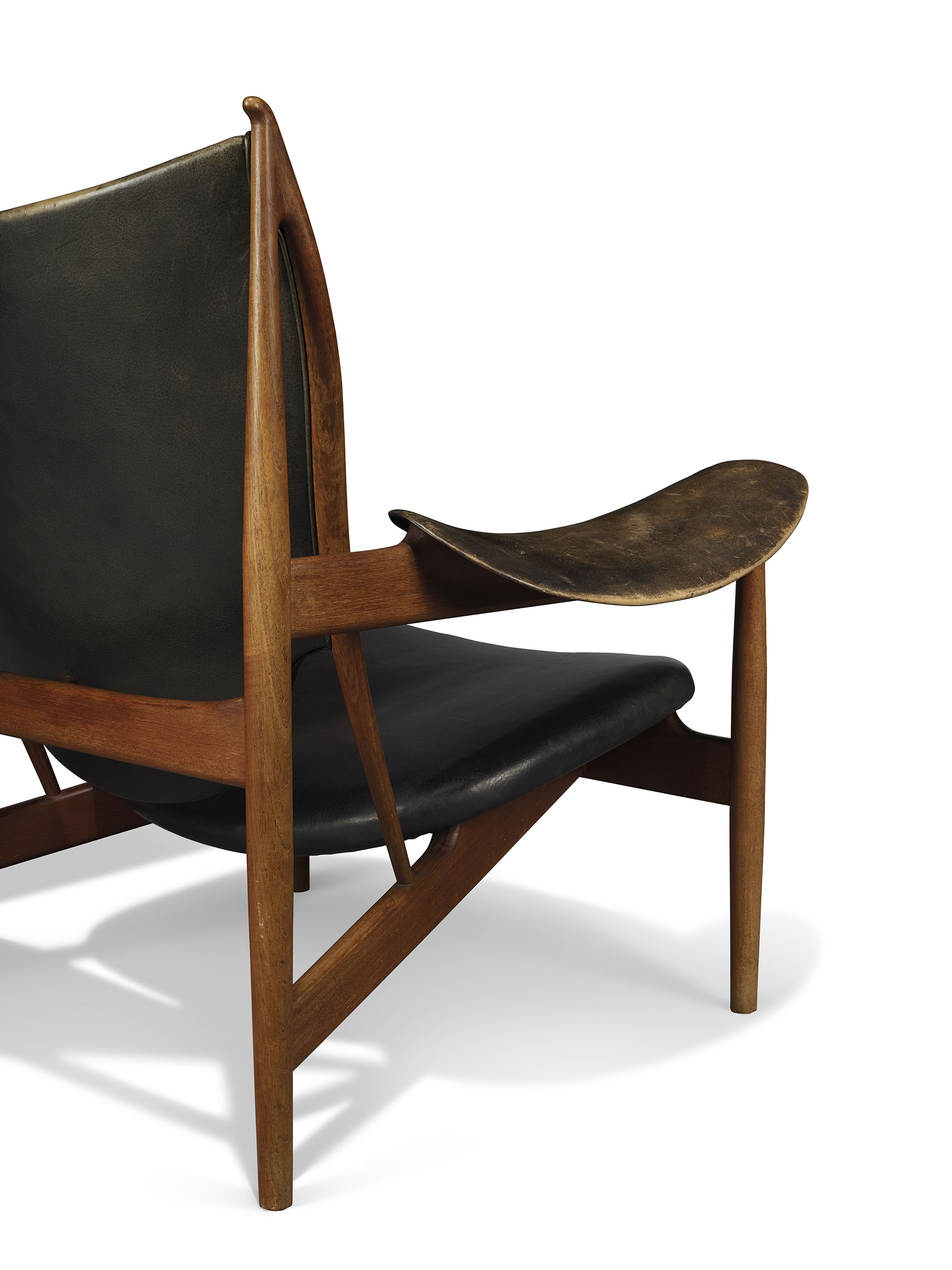 finn juhl 1912 1989 chieftain chair 1940s armchair christie s