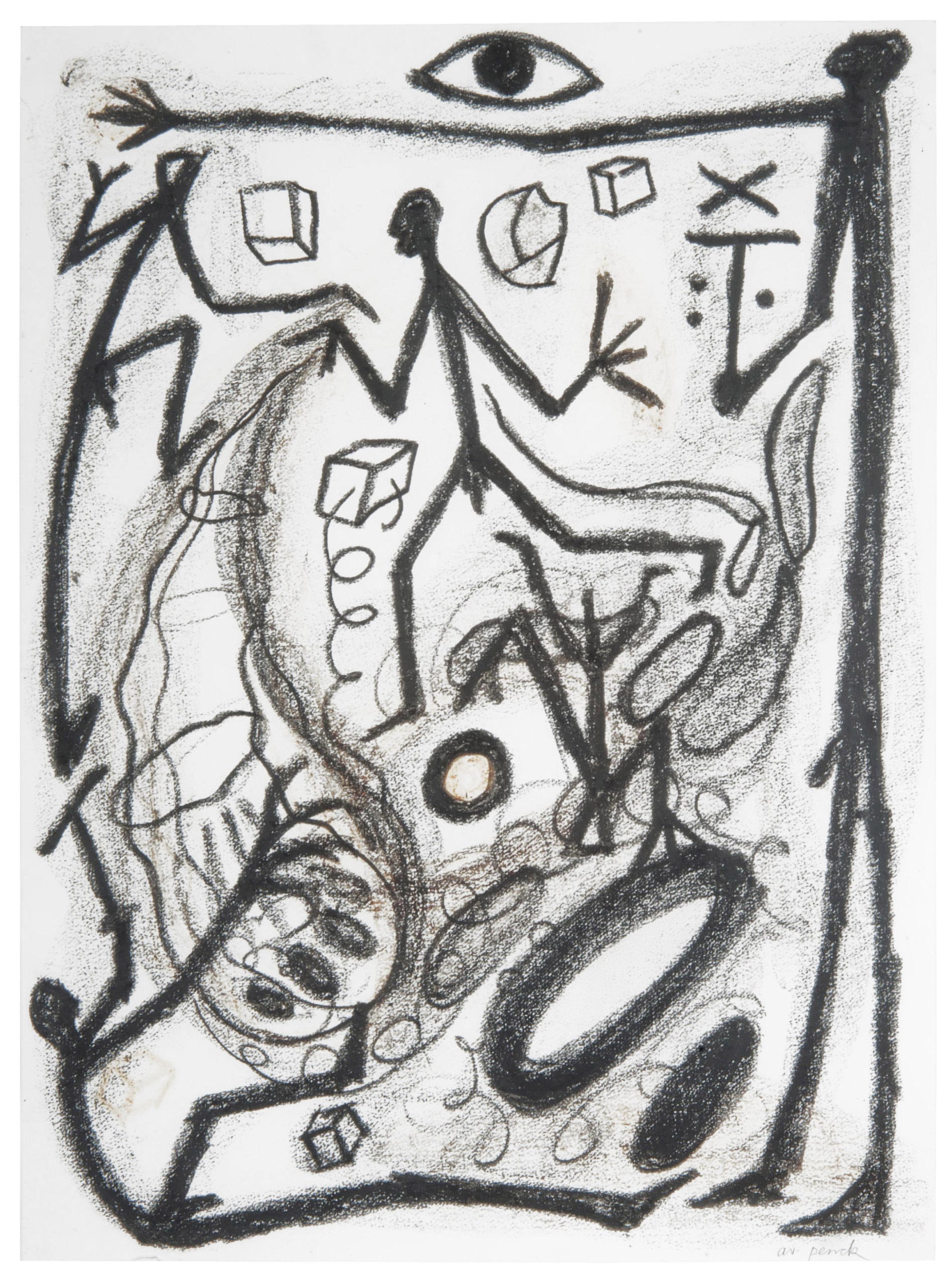 A. R. Penck (1939-2017)