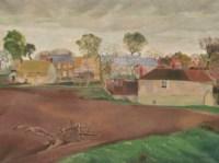 Ploughed Land, Garsington