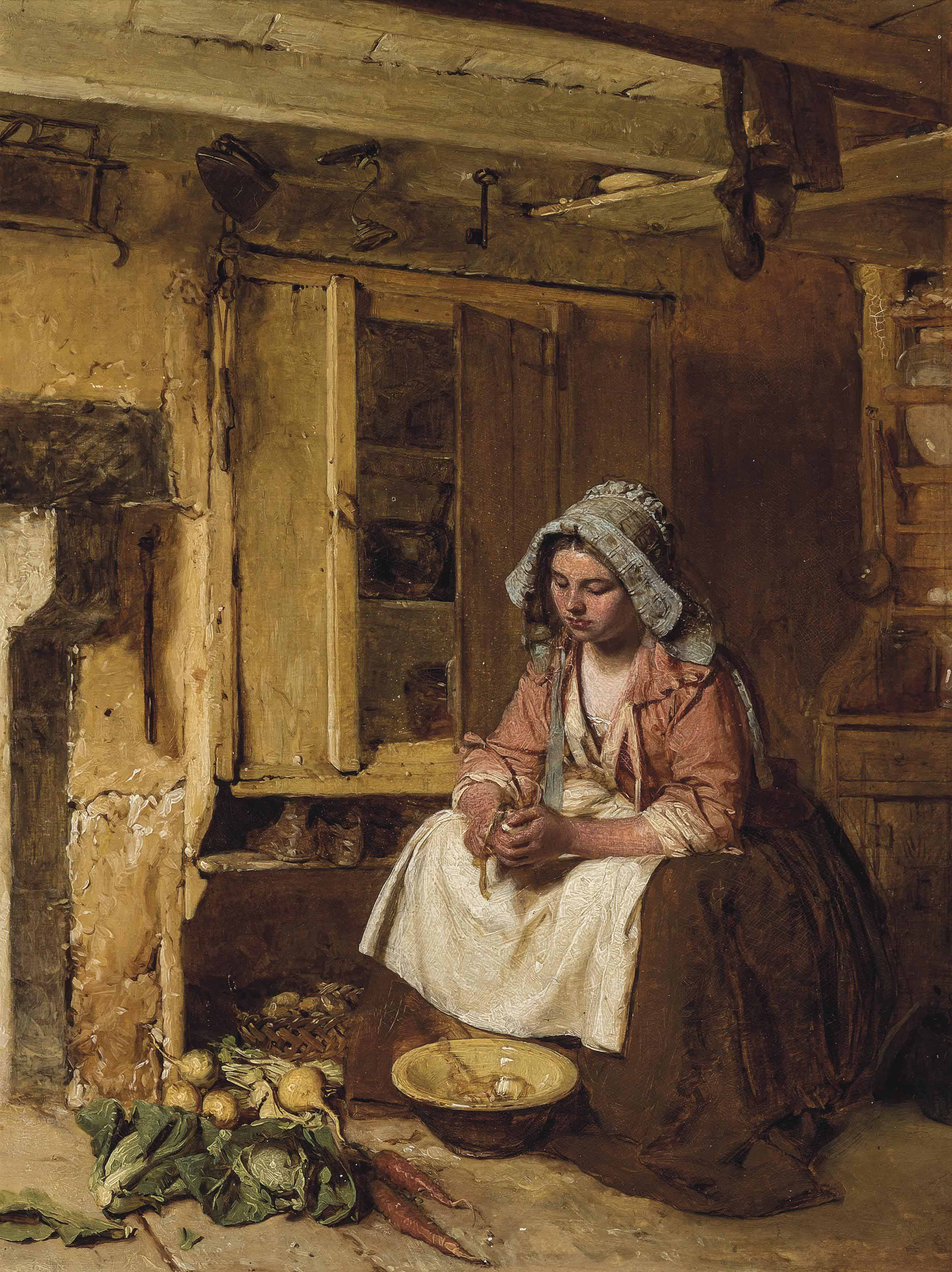 The young housewife