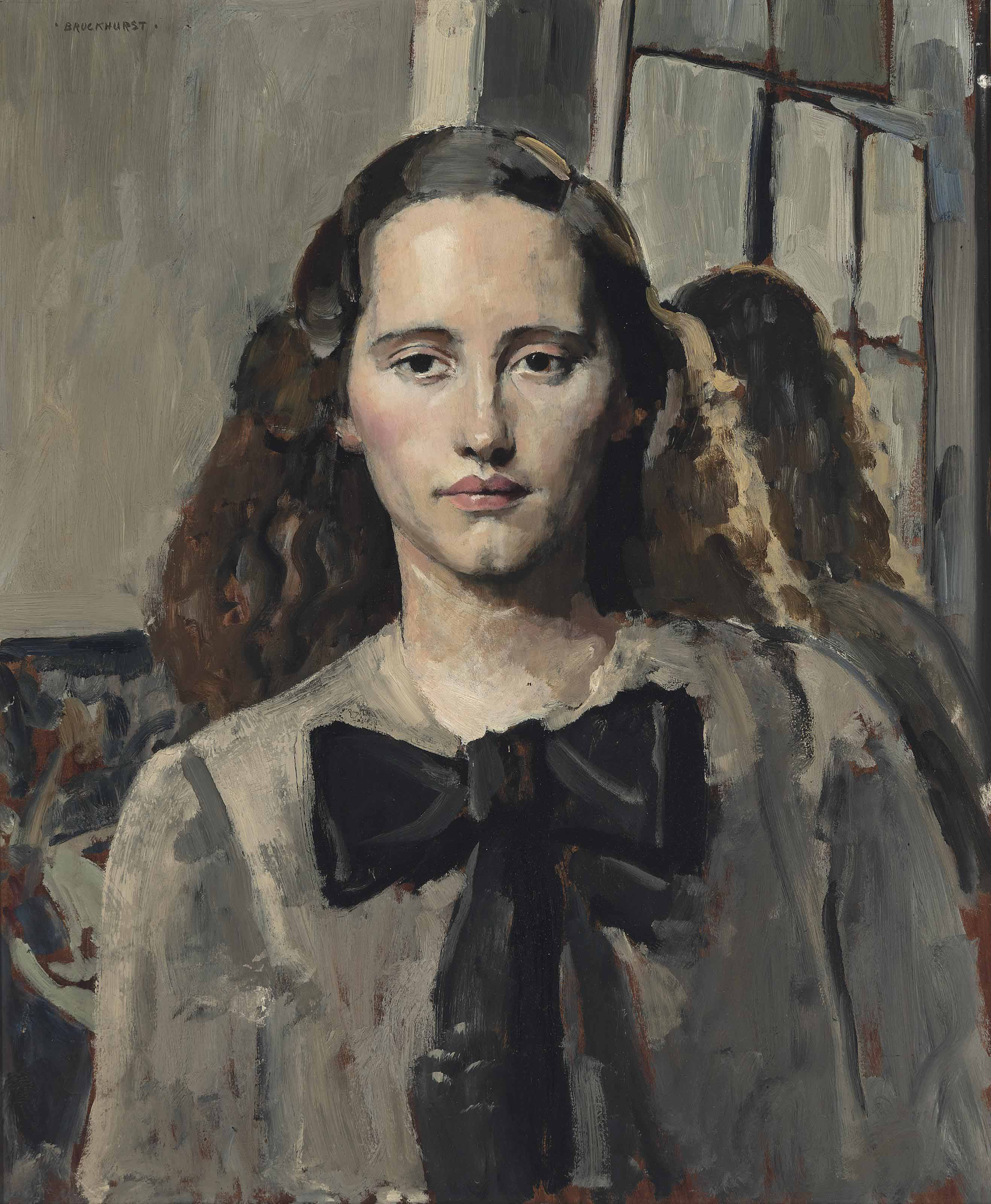 Portrait of Dorette's sister