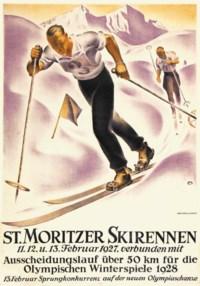ST.MORITZER SKIRENNEN