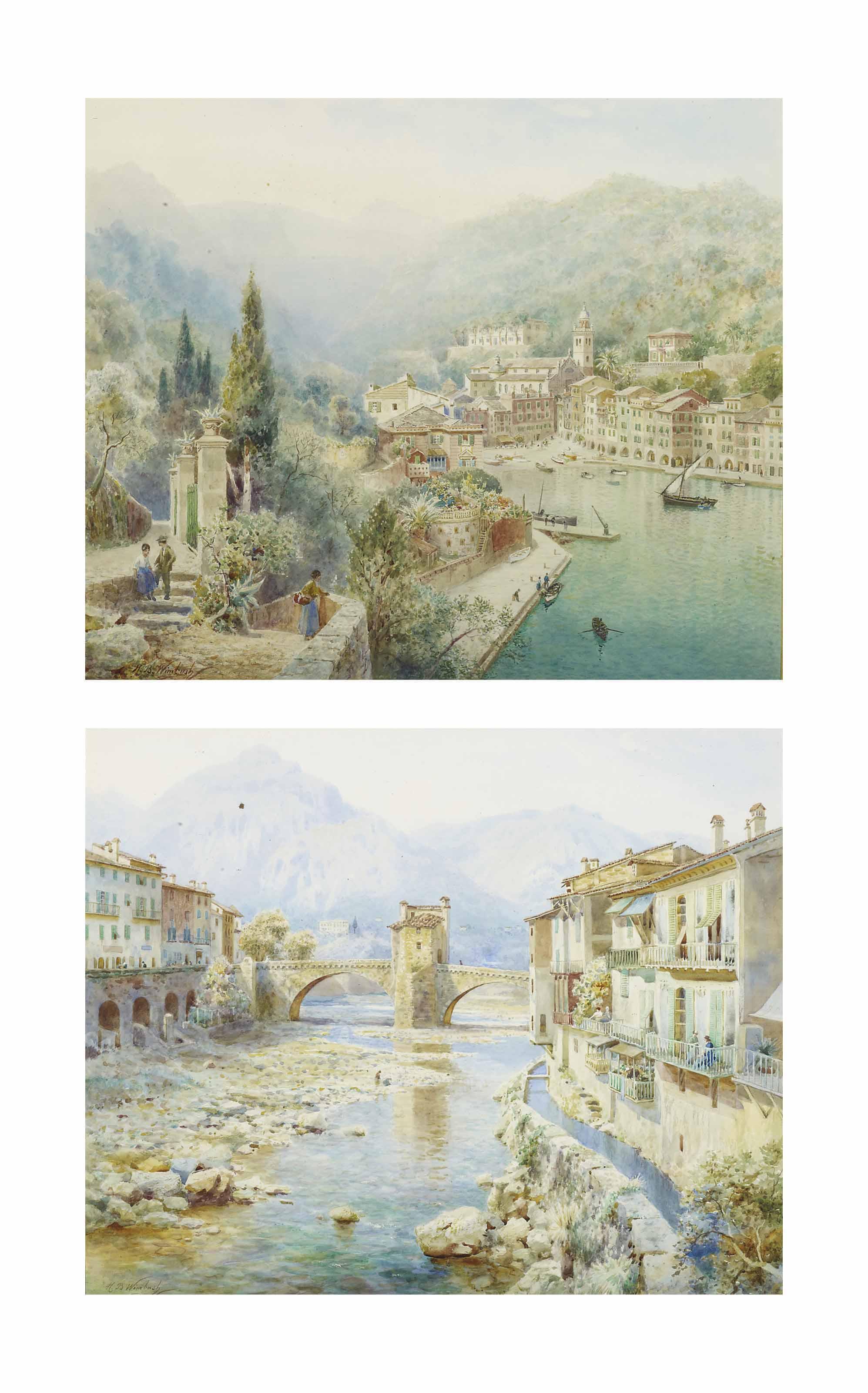 Portofino, Italian Coast; and Sospel Maritime Alps