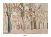 A collection of twenty-three architectural views of Spain