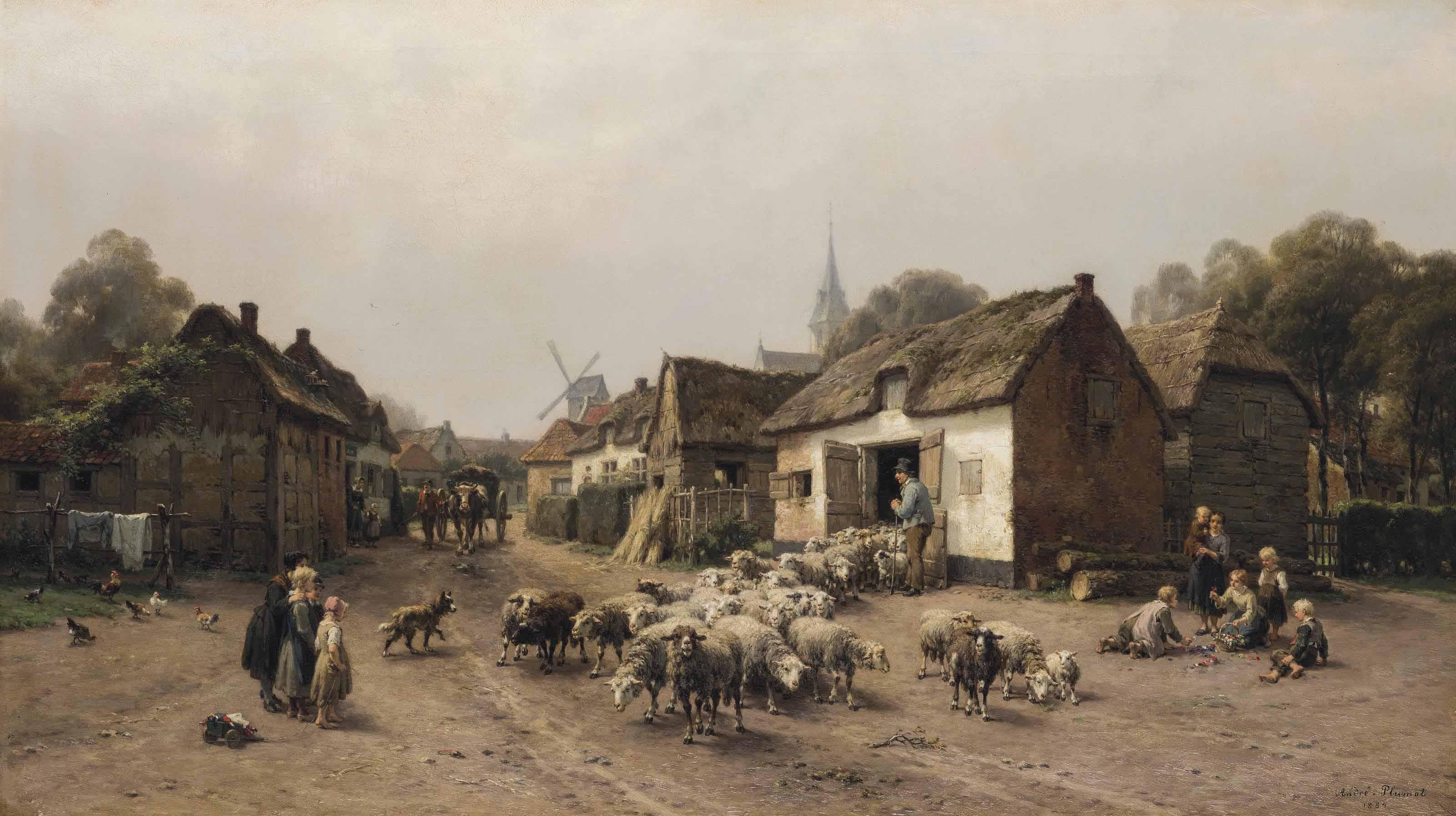 Village de Castel
