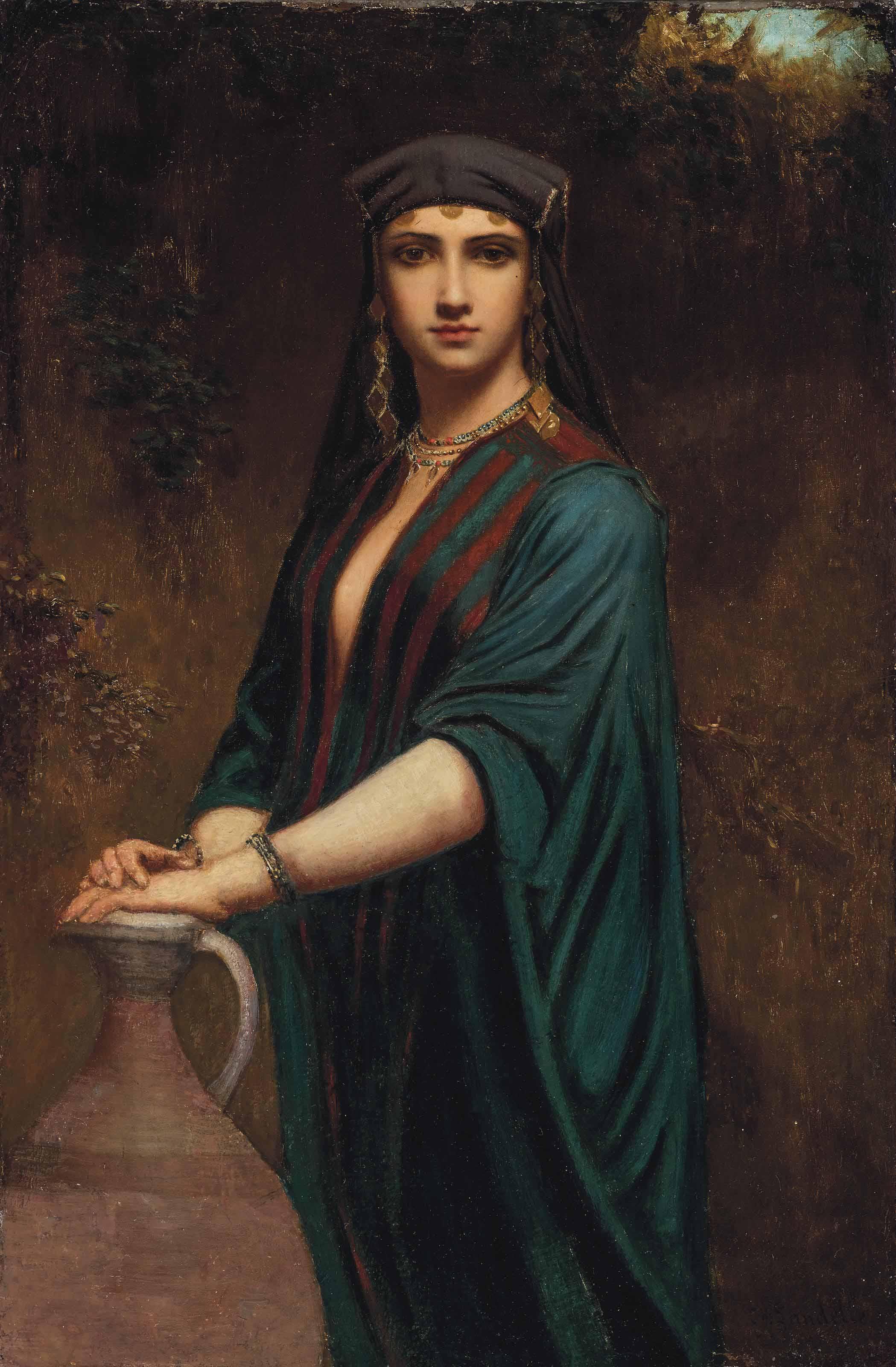 The Egyptian girl