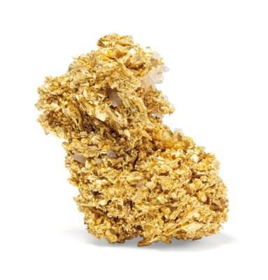 FINE CRYSTALLINE GOLD
