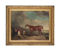 Maria: the property of his Majesty King George IV at Newmarket