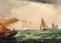 Smacks making Dover harbour