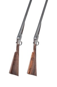 A FINE MATCHED PAIR OF 12-BORE SINGLE-TRIGGER SIDELOCK EJECTORS
