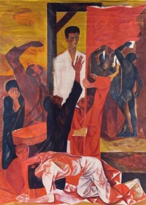 Mahmoud Sabri, (Iraqi, 1927-20