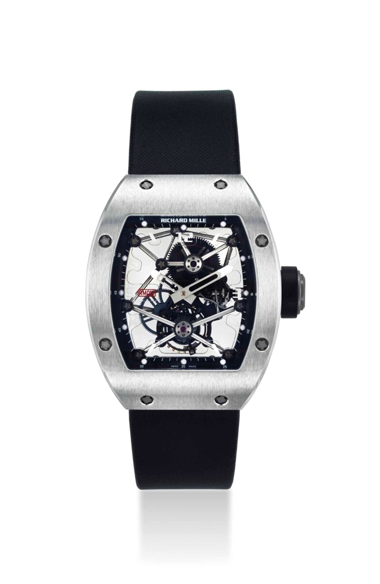 5 reasons watch collectors love Richard Mille | Christie's