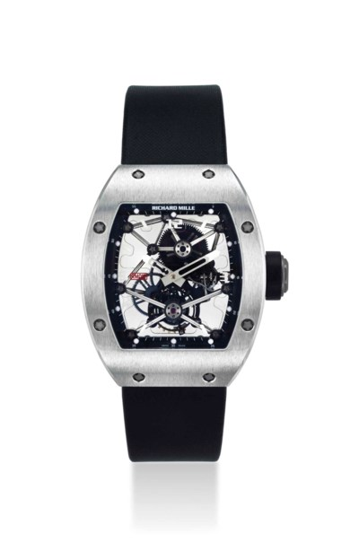 RICHARD MILLE. AN EXTREMELY FI