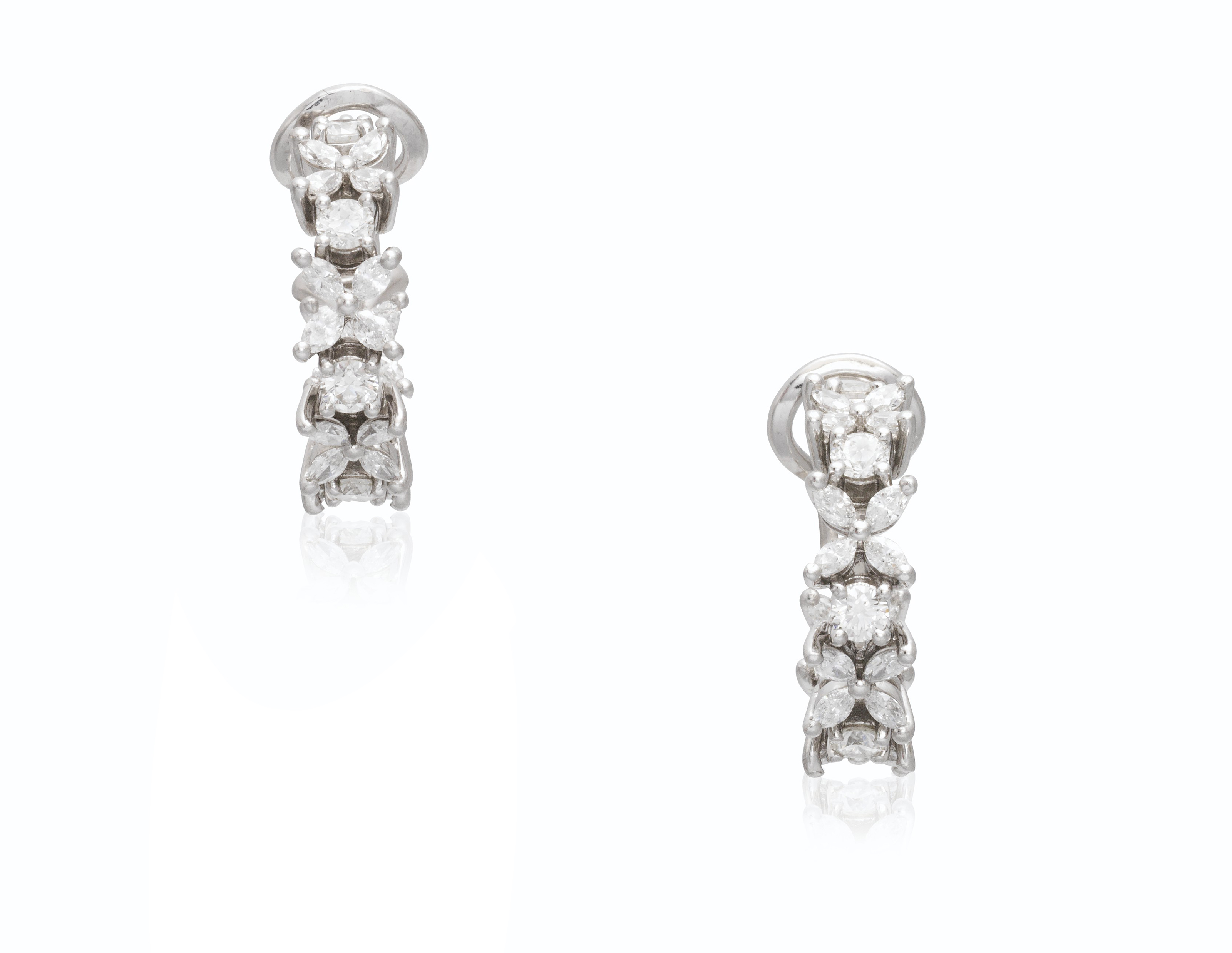nyc diamonds antique in estate originals co earrings jewelry with antiques eric finely diamond crafted pin tiffany platinum
